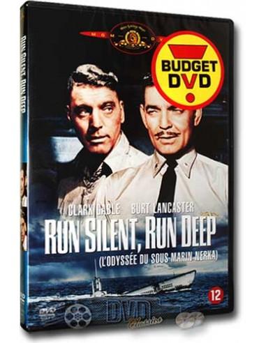 Run Silent, Run Deep - Clark Gable - Robert Wise - DVD (1958)