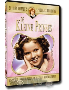 Shirley Temple - The Little Princess - DVD (1939)