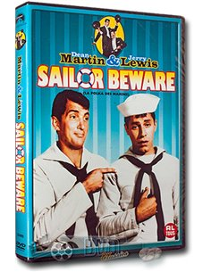 Sailor Beware - Dean Martin, Jerry Lewis - Hal Walker - DVD (1952)