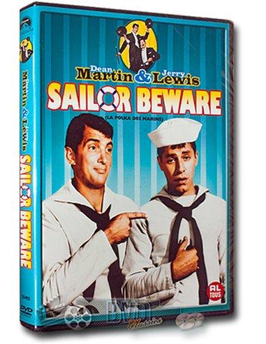 Sailor Beware - Dean Martin, Jerry Lewis - Hal Walker - DVD (1952)