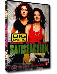Satisfaction - Julia Roberts, Liam Neeson - DVD (1988)