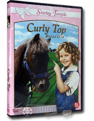 Shirley Temple - Curly Top - Irving Cummings - DVD (1935)
