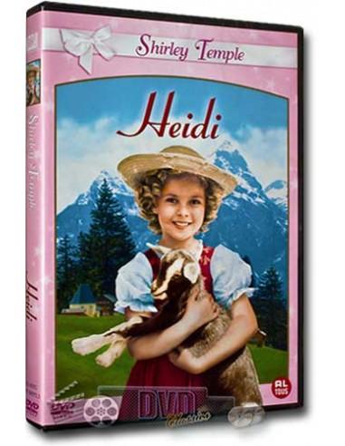 Shirley Temple - Heidi - DVD (1937)