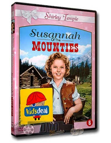 Shirley Temple - Susannah of the Mounties - DVD (1939)