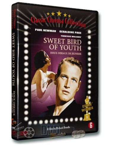 Sweet Bird of Youth - Paul Newman, Geraldine Page - DVD (1962)
