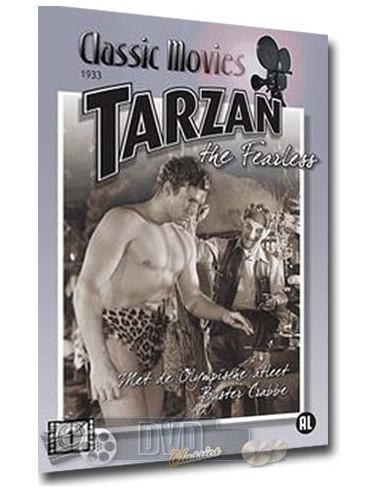 Tarzan the Fearless- Buster Crabbe - Robert F. Hill - DVD (1933)