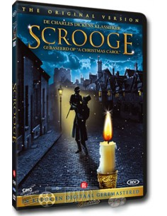 Scrooge - Charles Dickens - Henry Edwards - DVD (1935)