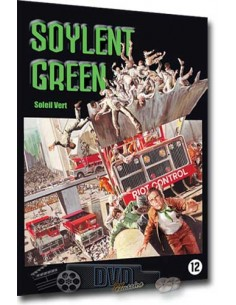 Soylent Green - Charlton Heston, Chuck Connors - DVD (1973)