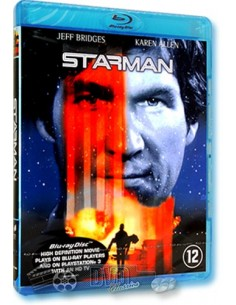 Starman - Jeff Bridges, Karen Allen - Blu-Ray (1984)