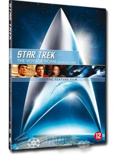 Star Trek 4 - The Voyage Home - Walter Koenig - DVD (1986)