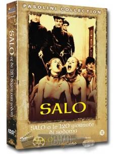 Salo of de 120 dagen van Sodom - DVD (1975)