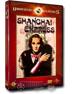 Shanghai Express - Marlene Dietrich - Josef von Sternberg - DVD (1932)
