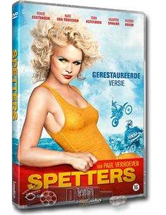 Spetters - Renée Soutendijk, Rutger Hauer - DVD (1980)