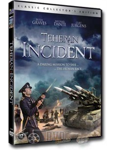 Teheran Incident - Peter Graves - Leslie H. Martinson - DVD (1978)