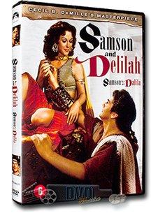 Samson & Delilah - Hedy Lamarr, Victor Mature - DVD (1949)