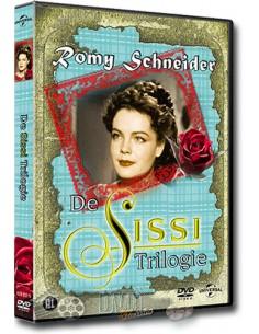 Sissi Trilogy - Romy Schneider - Ernst Marischka - DVD (1953)