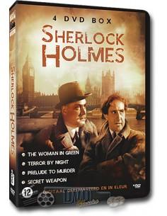 Sherlock Holmes - Basil Rathbone - DVD (1946)