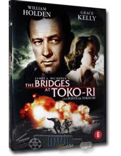 The Bridges at Toko-Ri - William Holden - Mark Robson - DVD (1954)