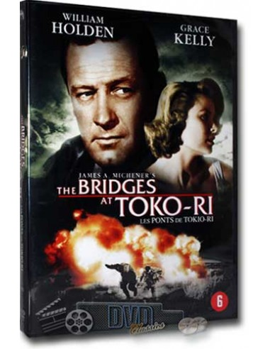 The Bridges at Toko-Ri - William Holden - Mark Robson - DVD (1954)
