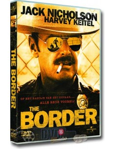 The Border - Jack Nicholson, Harvey Keitel - DVD (1982)