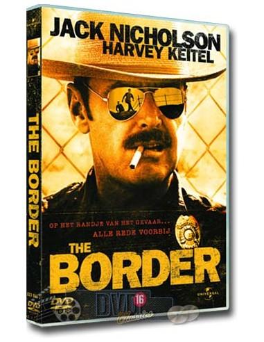 The Border - Jack Nicholson, Harvey Keitel - DVD (1982)
