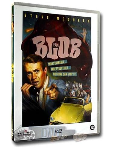 The Blob - Steve McQueen - Irvin S. Yeaworth - DVD (1958)