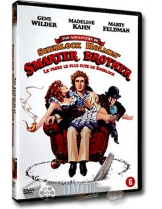 The Adventures of Sherlock Holmes - Gene Wilder - DVD (1975)
