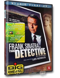 The Detective - Frank Sinatra, Lee Remick - DVD (1968)