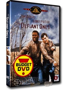 The Defiant Ones - Tony Curtis, Sidney Poitier - DVD (1958)