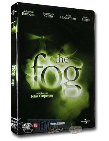 The Fog - Jamie Lee Curtis - John Carpenter - DVD (1980)