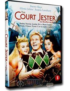 The Court Jester - Danny Kaye, Angela Lansbury - DVD (1955)