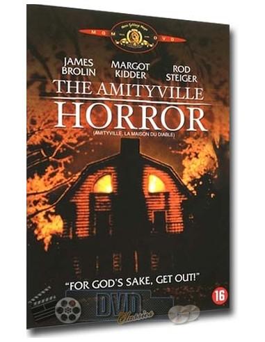 The Amityville Horror - James Brolin, Margot Kidder - DVD (1979)