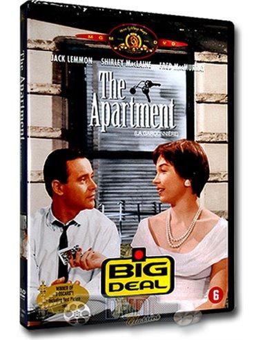 The Apartment - Jack Lemmon, Shirley MacLaine - DVD (1960)