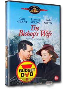 The Bishop's Wife - Cary Grant, Loretta Young - DVD (1947)
