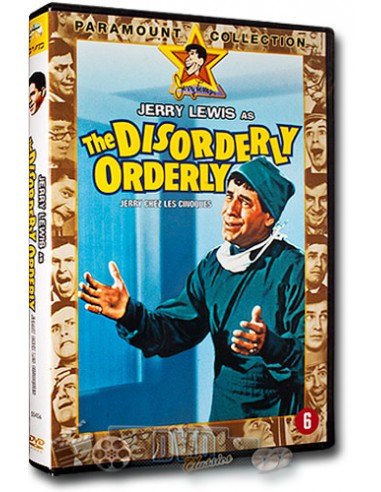 The Disorderly Orderly - Jerry Lewis - DVD (1964)