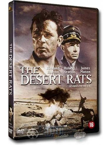 The Desert Rats - Richard Burton, James Mason - DVD (1953)