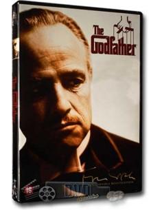 The Godfather 1 - Marlon Brando, Al Pacino - DVD (1972)