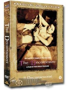 The Decameron - Il Decameron - Pier Paolo Pasolini - DVD (1971)