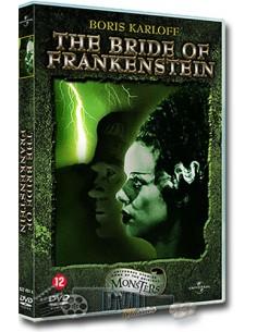 The Bride of Frankenstein - Boris Karloff - DVD (1935)