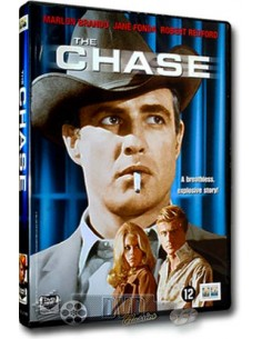 The Chase - Jane Fonda, Marlon Brando - DVD (1966)