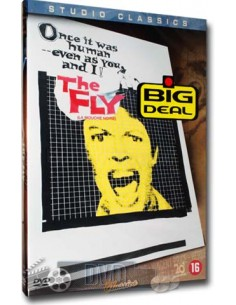 The Fly - Vincent Price - DVD (1958)