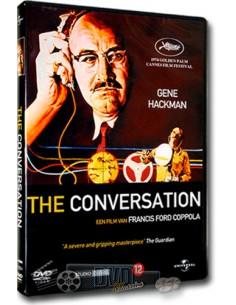 The Conversation - Gene Hackman - Francis Ford Coppola - DVD(1974)