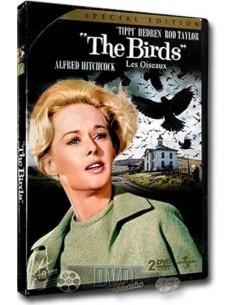 The Birds - Tippi Hedren, Rod Taylor, Jessica Tandy - DVD (1963)