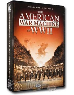 The American War Machines of WW2 - DVD (2007)