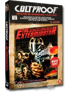 The Exterminator - Samantha Eggar - DVD (1980) CultProof GrindHouse