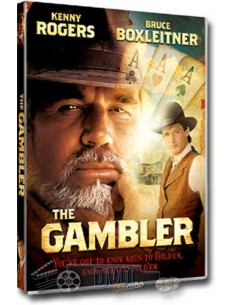 The Gambler - Kenny Rogers, Bruce Boxleitner - Dick Lowry - DVD (1980)