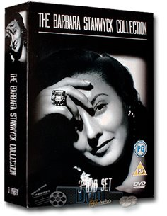The Barbara Stanwyck Collection [3DVD]