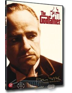 The Godfather 1 - Marlon Brando, James Caan, Al Pacino - DVD (1972)