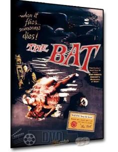 The Bat - Vincent Price, Agnes Moorehead - DVDUK (1959)