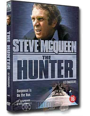 The Hunter - Steve McQueen, Eli Wallach - DVD (1980)